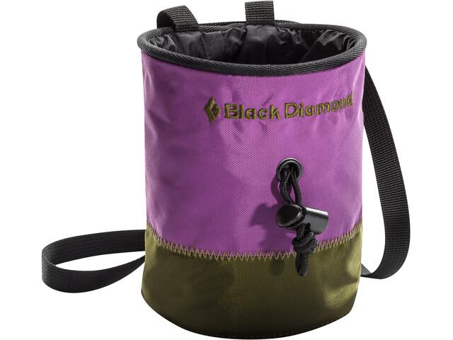 Black Diamond Mojo Repo Chalkbag S/M Purple